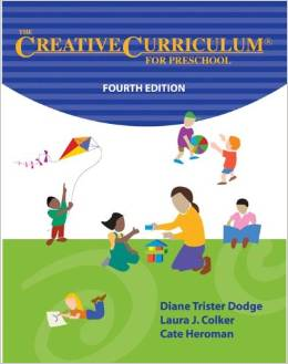 Creative Curriculum For Preschool - Preschool lesson plan template creative curriculum